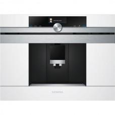 Автоматическая кофе-машина Siemens CT636LEW1